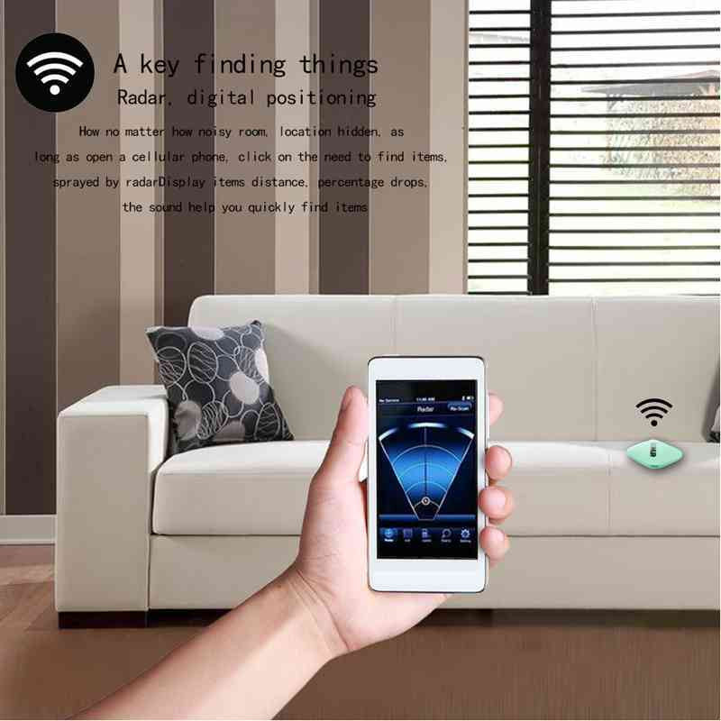 LeeHUR Smart Mini Bluetooth 4 0 Child Pet Key Smart Finder