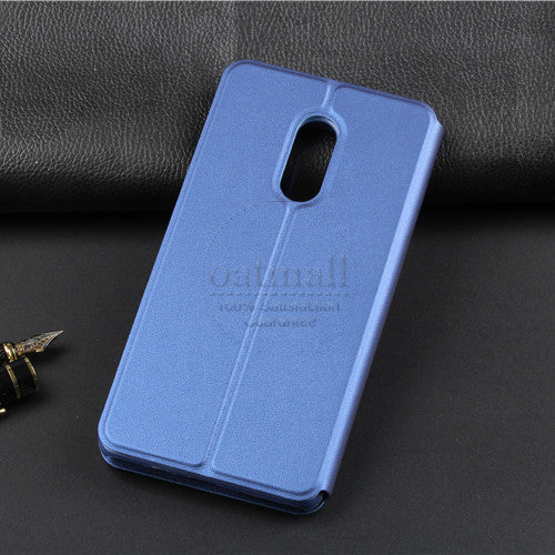 hot sale online 9c6ee ff530 Luxury PU Leather Smart Flip Cover For Xiaomi Redmi Note 3 Pro Case With  Stand Original MI Xaomi Redmi Note 4 3 Pro Fundas Bags