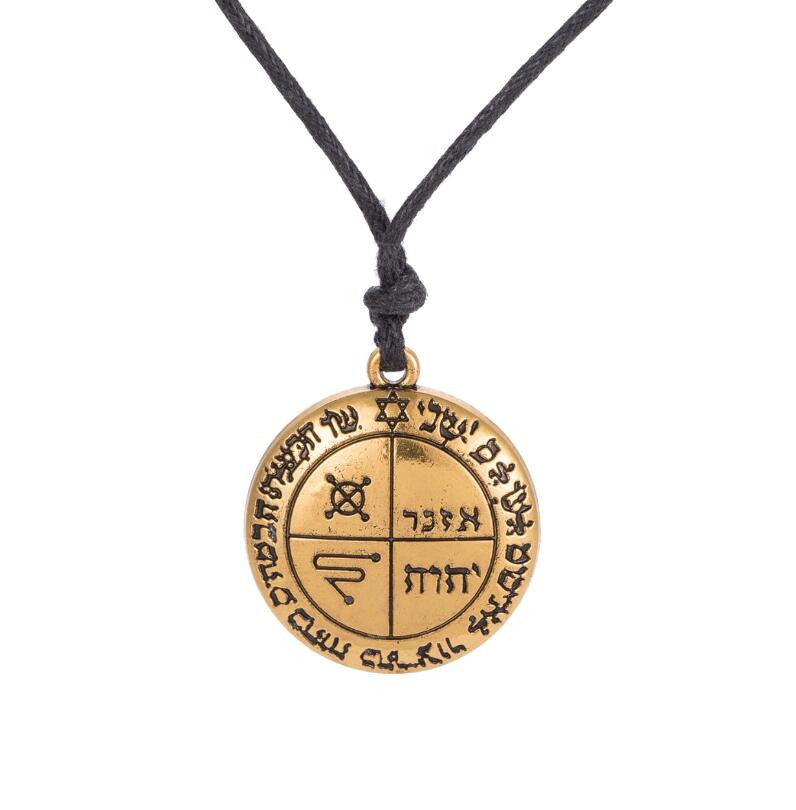 The Third Pentacle of Jupiter Seal of Solomon King Wicca