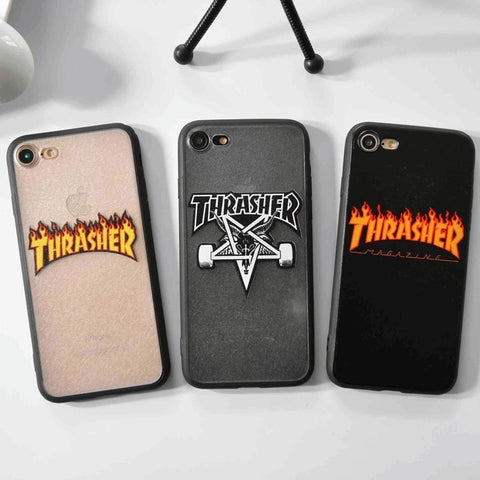 coque iphone 7 trasher