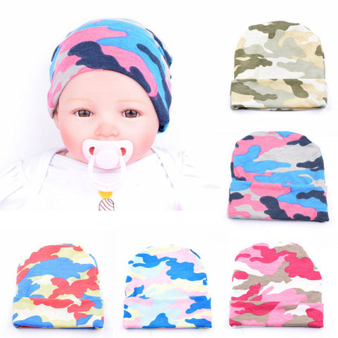 Unisex Baby Boy Girl Cap Kids Toddler Newborn Infant Camo Camouflage Patrol  Hat Army Military Caps ... 4bf436f1055