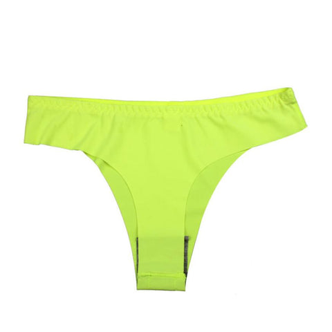 cca3d30a70a5 Women Underwear Seamless Thong Invisible Underwear Sexy Ladies Underwe –  Honeybee Line