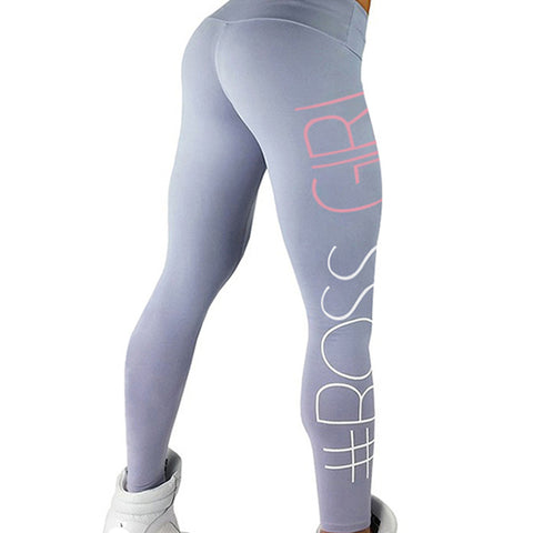 136d763291 Women Yoga Pants Sports Exercise Tights Fitness Running Jogging Trouse –  Honeybee Line