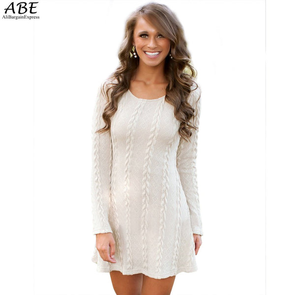 Long Sleeve pullover Dress