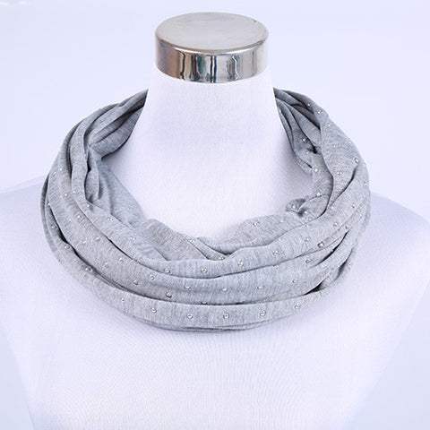 New Loop Scarf Infinity Style