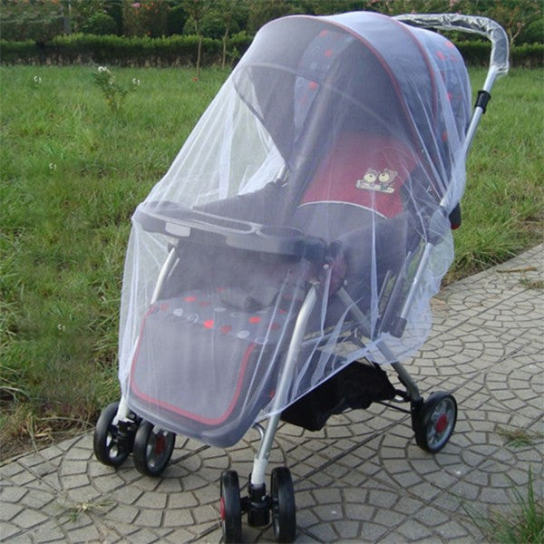 Baby Infant Kids Stroller Pushchair Mosquito Insect Net Mesh Buggy Cover