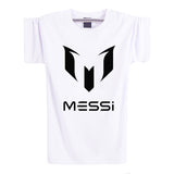 Barcelona MESSI Soccer Men t-shirt