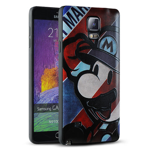 Cover case for samsung Galaxy note 4 case