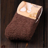 Girls Bed Socks Fluffy Warm