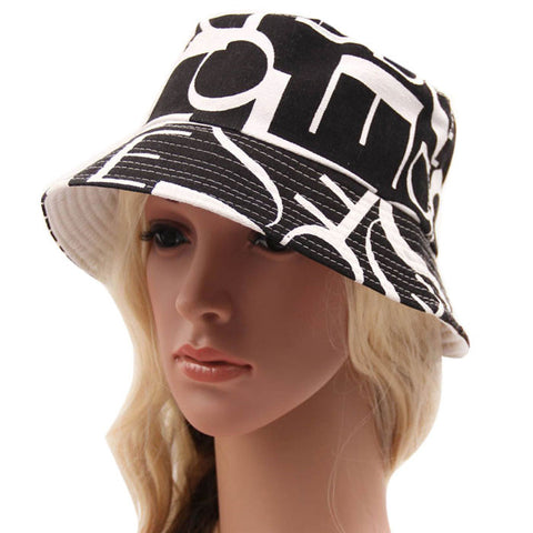 2016 Hot Sale New Summer Bohemian Style Printing Stripe Lattice Women s Sun  Hat Bucket Hats Good ... 2258c6ffe6a