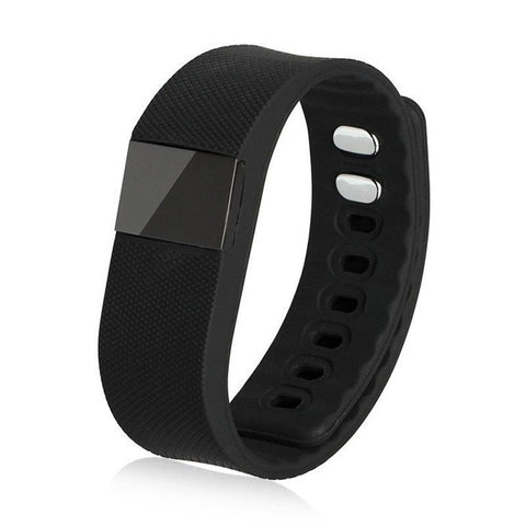 TW64 Fitness Activity Tracker Bluetooth 4.0 Flex Smart Watch Wristband Sport Smart Bracelet Pedometer For IOS Android System - Honeybee Line - 4