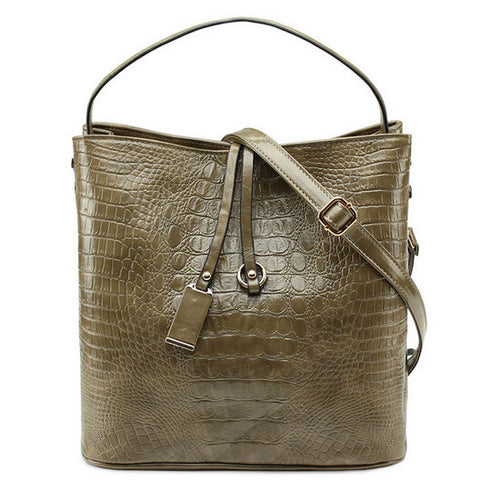 Messenger Leather Handbag