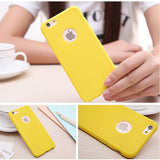 Ultra thin Soft Silicone Rubber Phone Case - Honeybee Line - 8