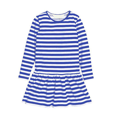 Summer cotton kids dresses for girls - Honeybee Line - 2