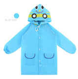 Multi color Kids Rain Coat Waterproof - Honeybee Line - 2