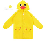Multi color Kids Rain Coat Waterproof - Honeybee Line - 6