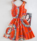 Bohemian Beach Summer Dress - Honeybee Line