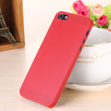 Translucent slim Soft plastic for iPhone Phone case 5 5S - Honeybee Line - 7