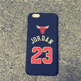 Jordan Chicago Bulls Case for iPhone 5 5s 6 6 Plus - Honeybee Line - 8