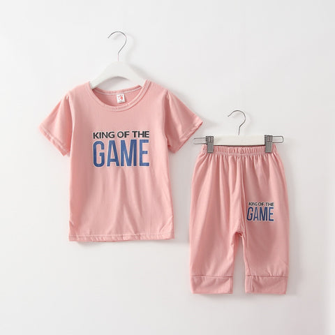 Kids Clothing Sets Girl/Boys Tracksuit - Honeybee Line