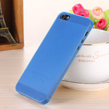 Translucent slim Soft plastic for iPhone Phone case 5 5S - Honeybee Line - 4