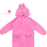 Multi color Kids Rain Coat Waterproof - Honeybee Line - 3