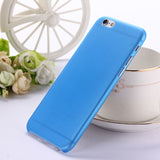 0.3mm Ultra thin matte Case cover skin for iPhone 6 6S Translucent slim Soft plastic Free Shipping Cellphone Phone case - Honeybee Line - 9