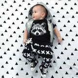 Gary Fox t shirt +pants 2pcs/set  Baby Clothing - Honeybee Line