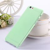 0.3mm Ultra thin matte Case cover skin for iPhone 6 6S Translucent slim Soft plastic Free Shipping Cellphone Phone case - Honeybee Line - 10
