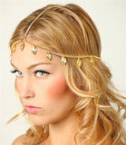 Bindi hair accesories Boho Headband - Honeybee Line - 3