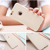 Ultra thin Soft Silicone Rubber Phone Case - Honeybee Line - 4