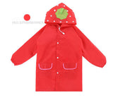 Multi color Kids Rain Coat Waterproof - Honeybee Line - 4