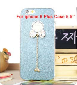 Bling Phone Cases Cover For iPhone 5 5s 6 6 - Honeybee Line - 8