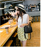 Messenger  Handbag Crossbody - Honeybee Line - 8