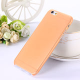 0.3mm Ultra thin matte Case cover skin for iPhone 6 6S Translucent slim Soft plastic Free Shipping Cellphone Phone case - Honeybee Line - 3