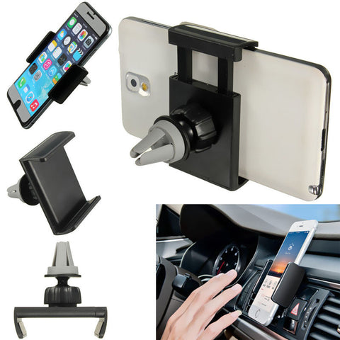 Top Quality Universal Car Air Vent Mount Cradle Cell Mobile Phone Stand Holder For iPhone 6 6 Plus Phone GPS for Sony for htc - Honeybee Line