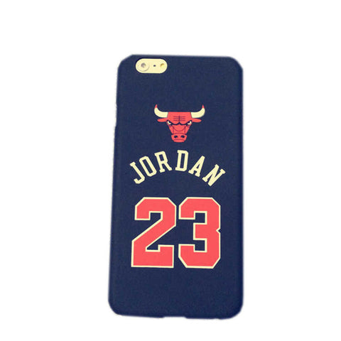 Jordan Chicago Bulls Case for iPhone 5 5s 6 6 Plus - Honeybee Line - 2