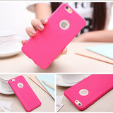 Ultra thin Soft Silicone Rubber Phone Case - Honeybee Line - 5