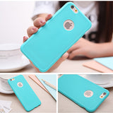 Ultra thin Soft Silicone Rubber Phone Case - Honeybee Line - 12