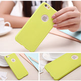 Ultra thin Soft Silicone Rubber Phone Case - Honeybee Line - 9