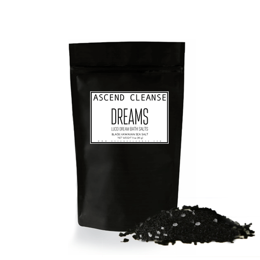 """Dreams"" Lucid Dream Ritual Bath Salts"