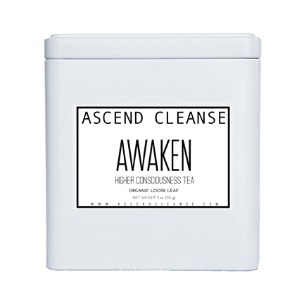 """Awaken"" Higher Consciousness Tea Tin"