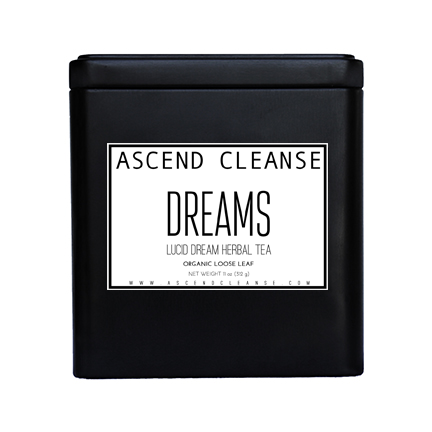 """Dreams"" Lucid Dream Tea Tin"