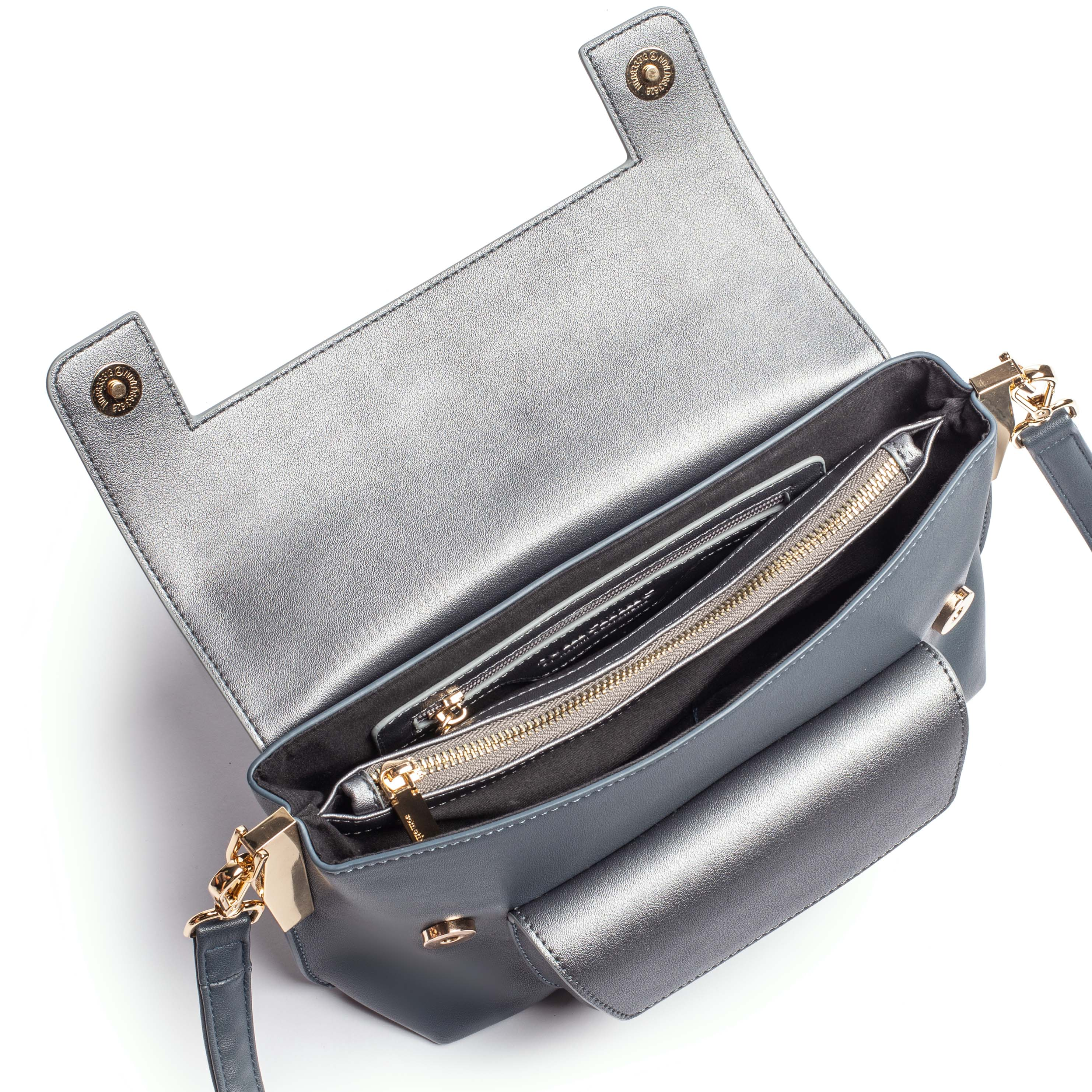 LOFARBAG 2 SIGNATURE - METALLIC BLUE
