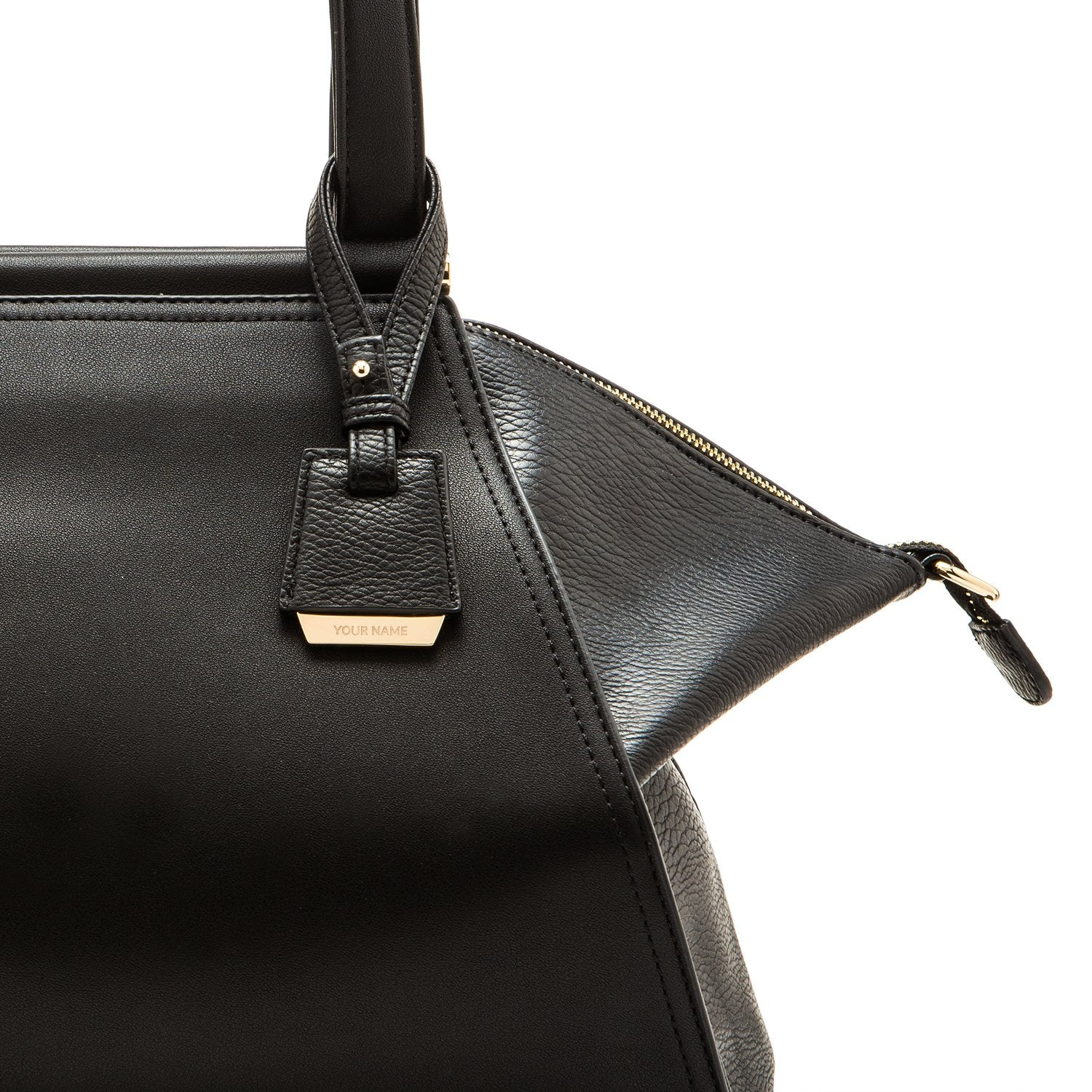NIK BAG TAG - BLACK