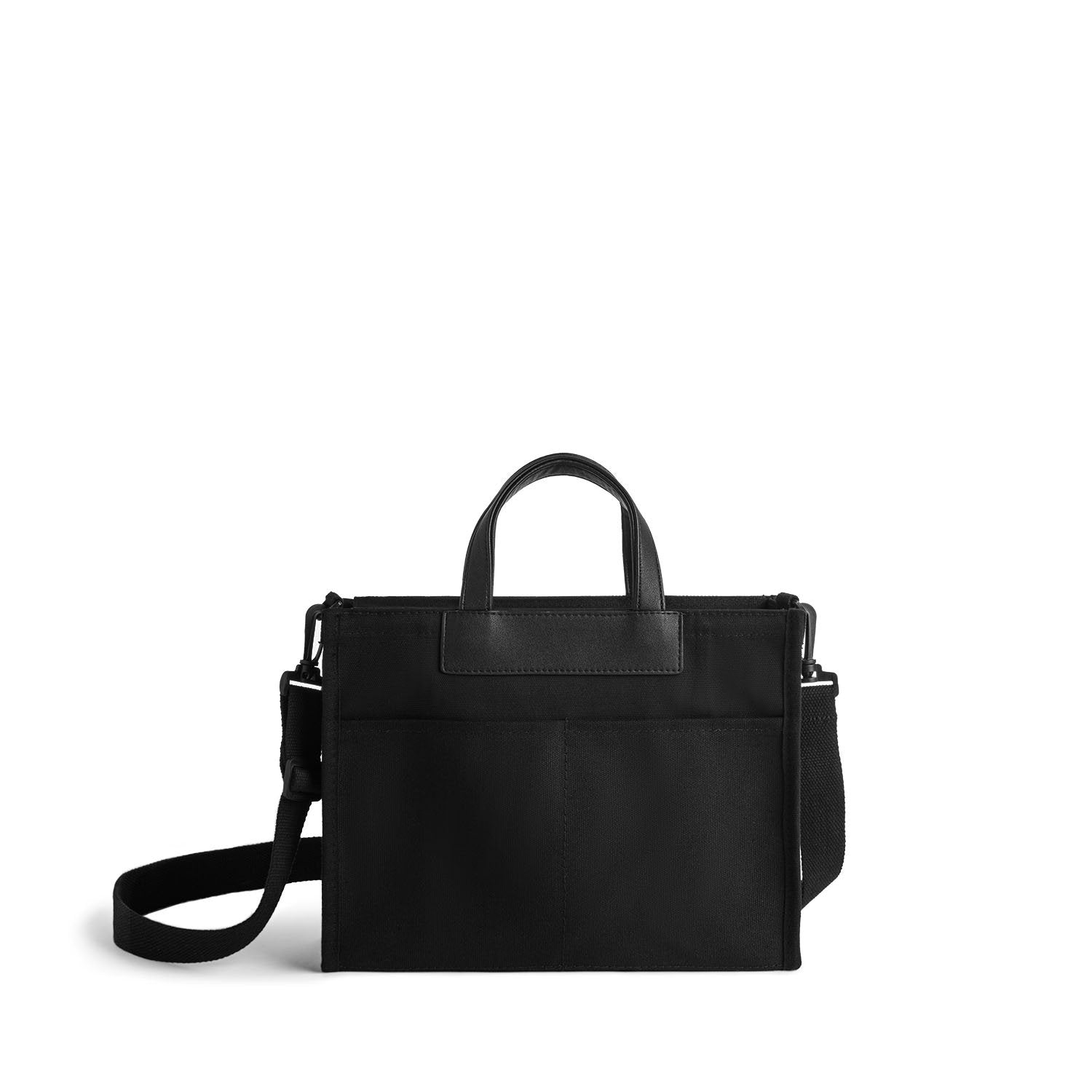 Furry Bag 73 (EB) - Black