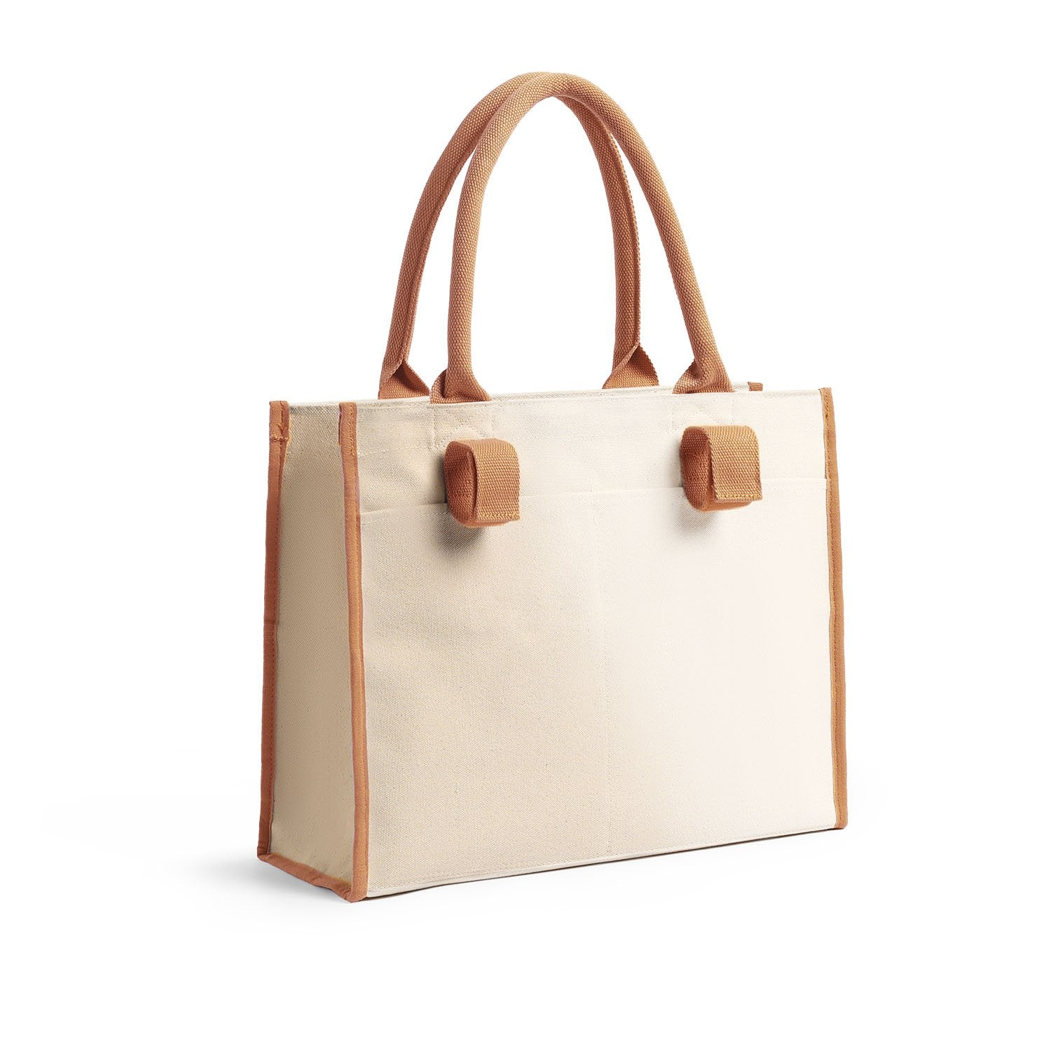 Super Estela - Beige/Nude Brown
