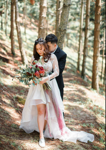 wedding dress designer Malaysia