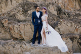 bespoke wedding dress KL