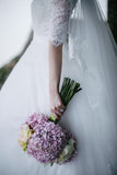 Custom made wedding gown Malaysia